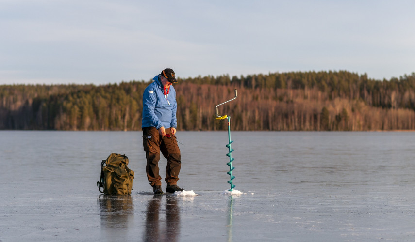 A to Z of Ice Fishing Safety Tips in 2021