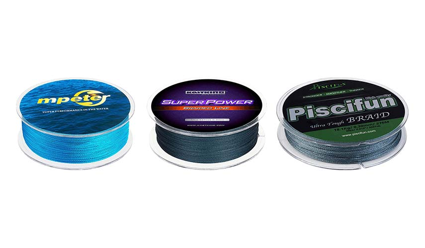 Best Braided Fishing Lines