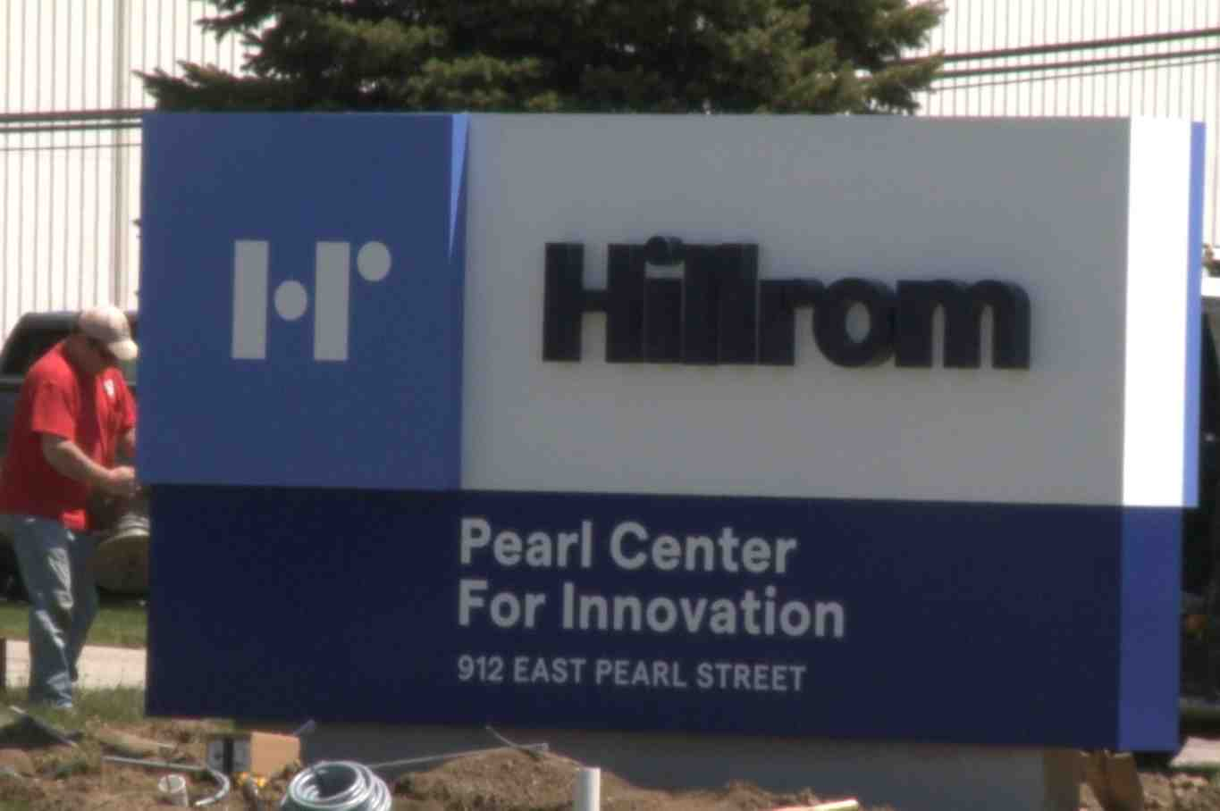What companies are headquartered in Indiana?