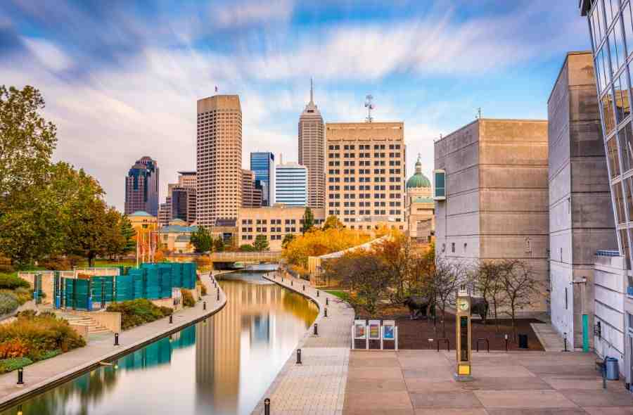 What is Indianapolis known for?