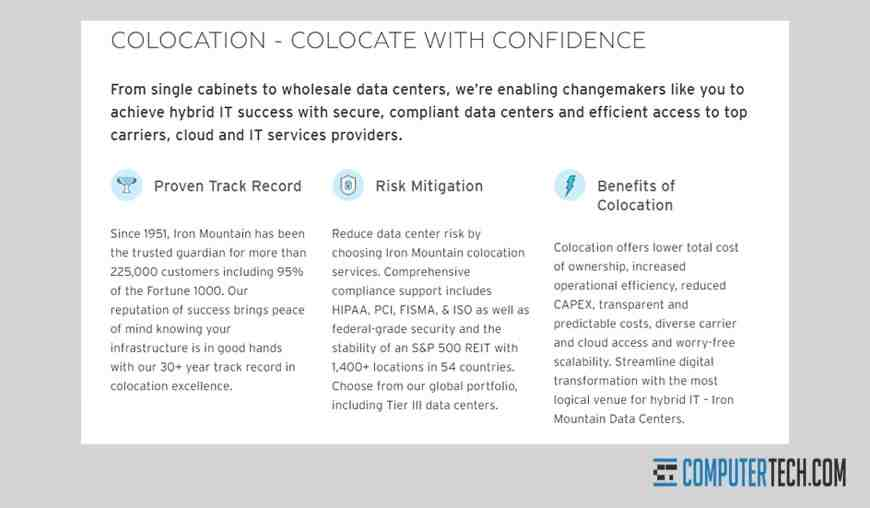Colocation Managed Services Models